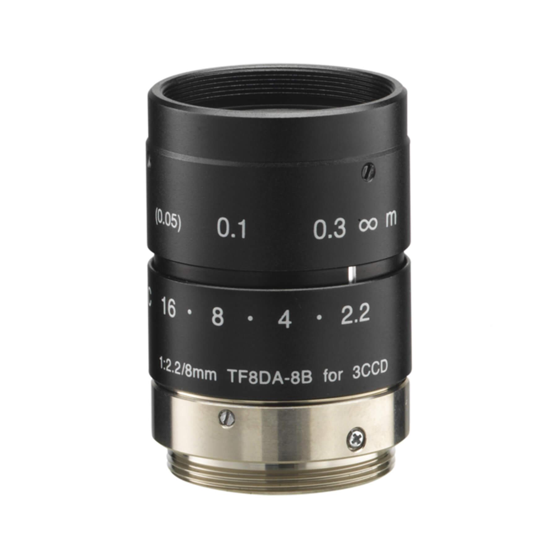 3 CCDCMOS Lenses tf8